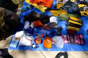 Camping Gear - MF Salmon 2012