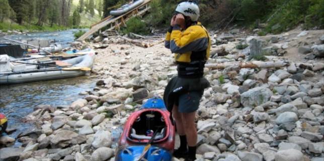 Kayak Wear - MF Salmon 2012