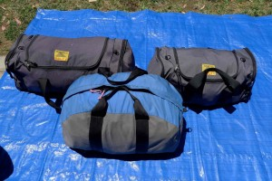 Packed River Bags - MF Salmon 2012