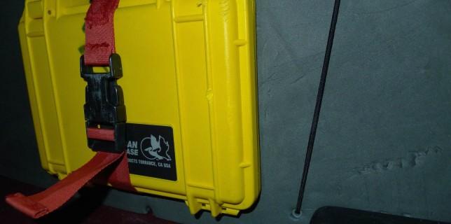 Pillared Peli box