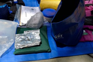 Required Gear - MF Salmon 2012
