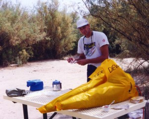 Stow Floats - Green River 1996